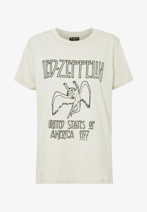 CLASSIC BAND  - T-shirts med print - silver grey