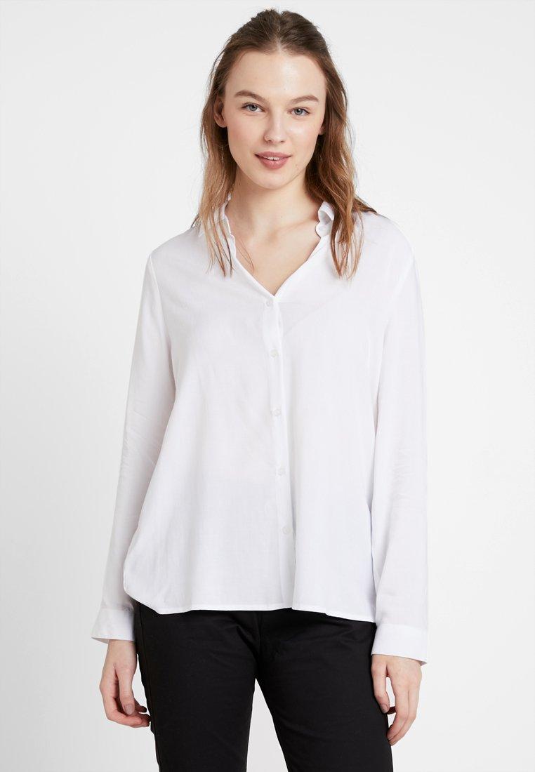 Cotton On - REBECCA - Hemdbluse - white