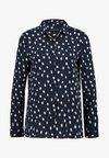 REBECCA - Button-down blouse - ella ditsy moonlight