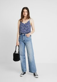 Cotton On - ASTRID CAMI - Top - navy - 1