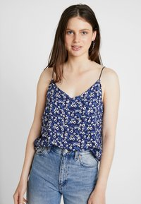 Cotton On - ASTRID CAMI - Top - navy - 0
