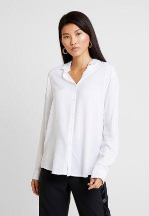 RACHEL EVERYDAY SHIRT - Button-down blouse - white