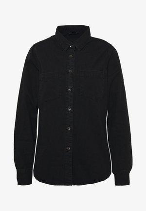 Košile - black wash