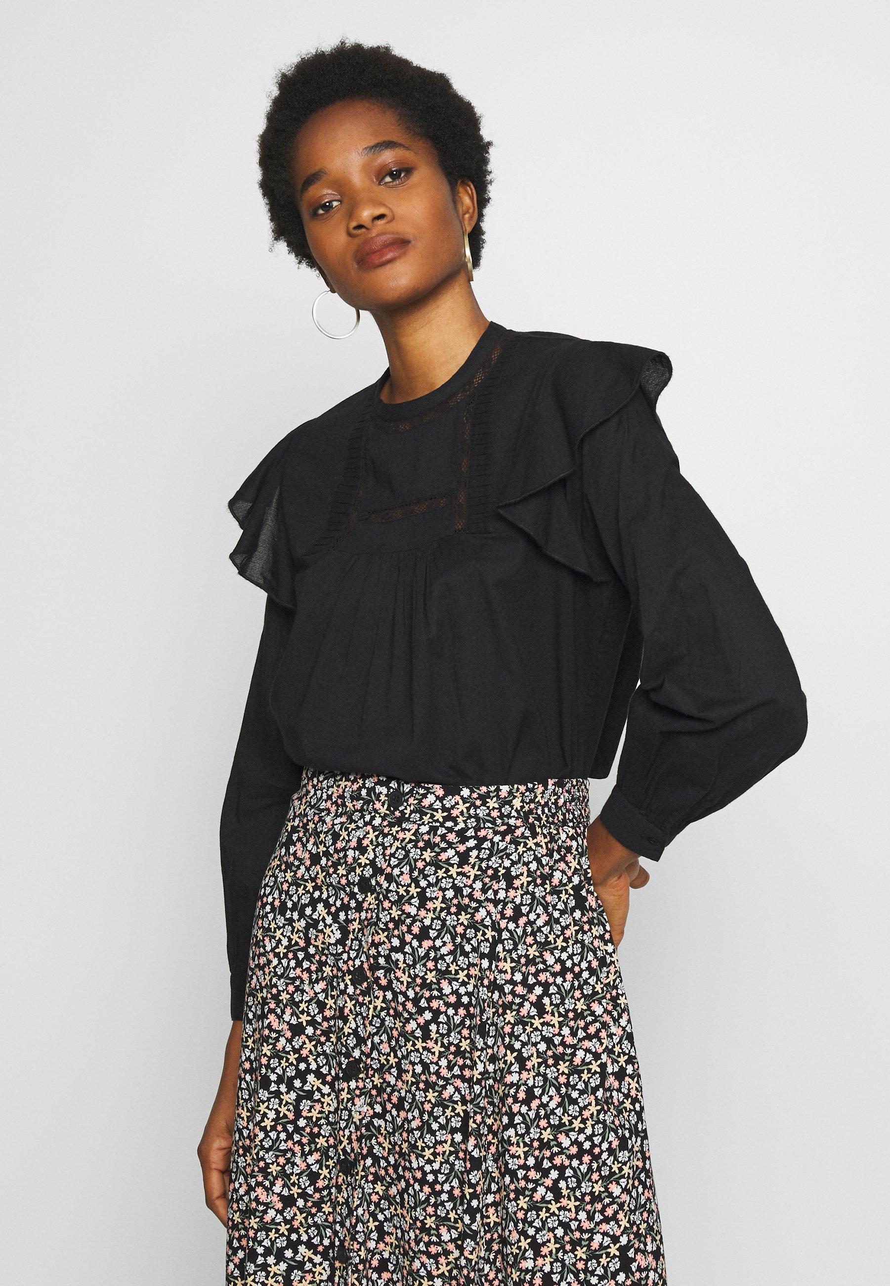 Cotton On BLOUSE - Bluser - black