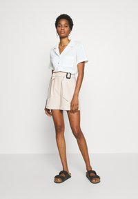 Cotton On - ERIKA SHORT SLEEVE - Košile - white - 1