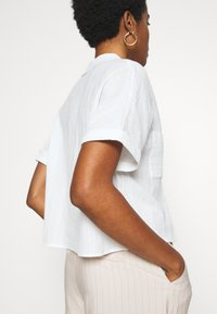 Cotton On - ERIKA SHORT SLEEVE - Košile - white - 3