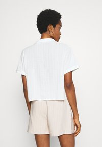 Cotton On - ERIKA SHORT SLEEVE - Košile - white - 2