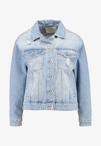 Cotton On - NEW BOYFRIEND JACKET - Spijkerjas - new blue vintage - 3