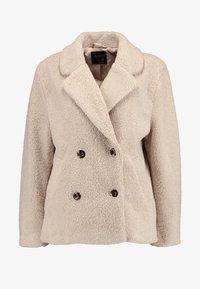 Cotton On - SAMMY - Krótki płaszcz - natural - 4
