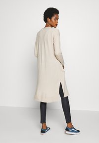 Cotton On - FRANKIE LIGHTWEIGHT LONGLINE CARDI - Cardigan - beige - 2