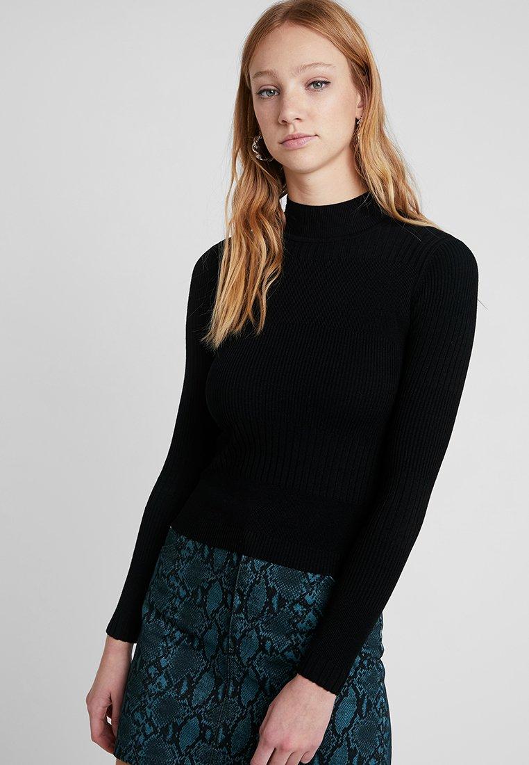 Cotton On - QUINNY VARIGATED - Trui - black