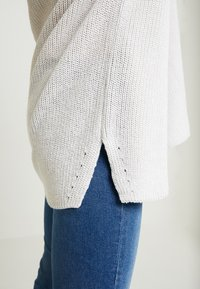 Cotton On - ARCHY CARDIGAN - Vest - windstream white twist - 4