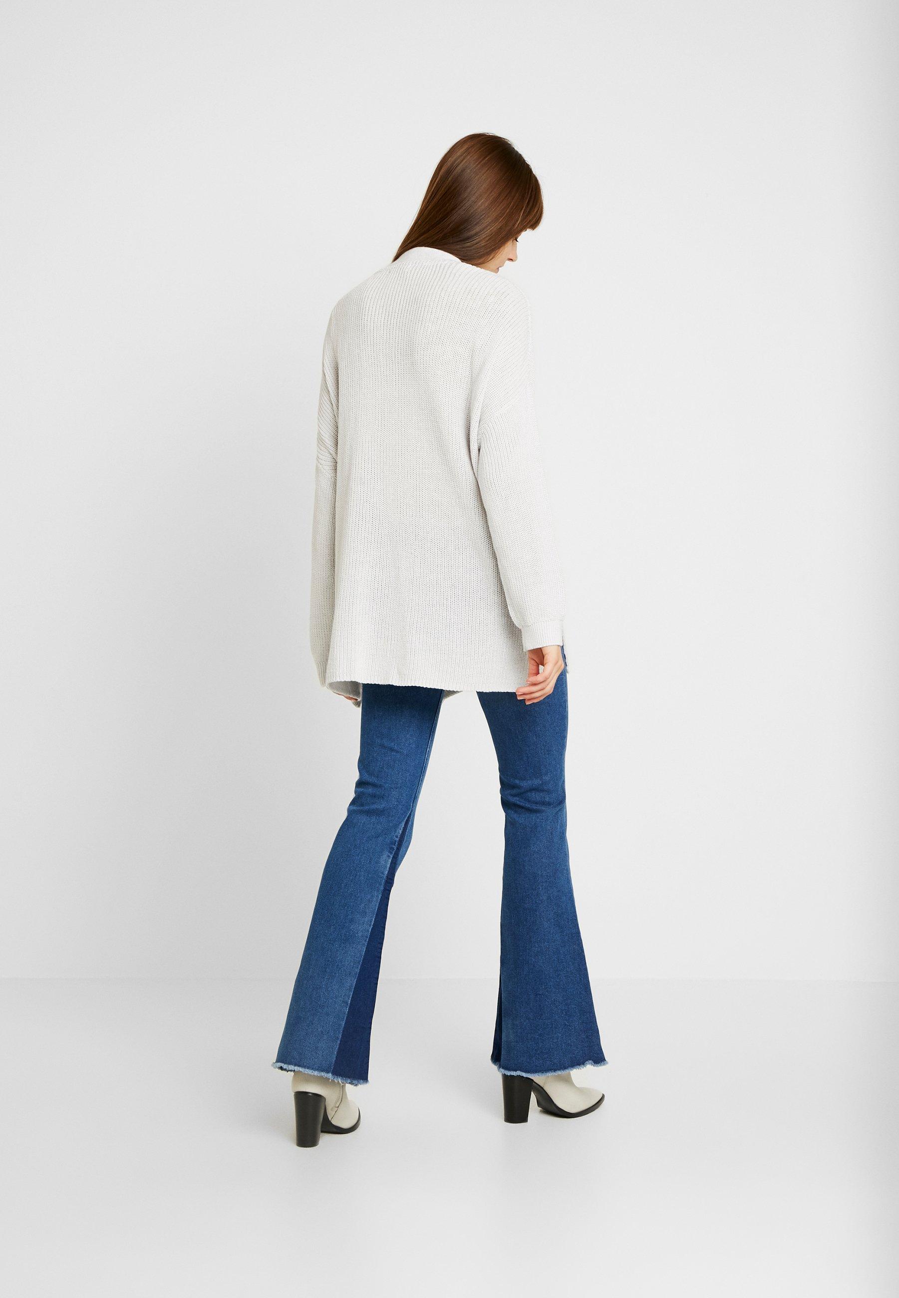 On Twist Cotton Archy CardiganGilet White Windstream htQCsrd