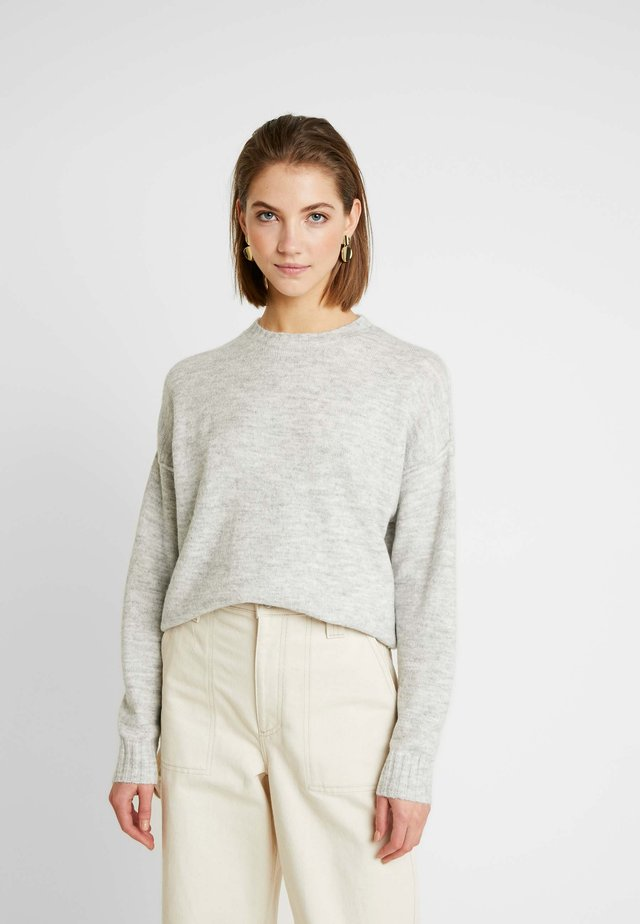 LUXE - Pullover - soft grey