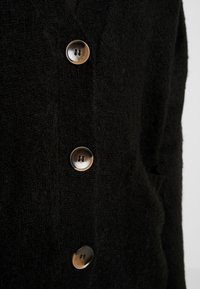 Cotton On - KATE BRUSHED CARDI - Chaqueta de punto - black - 4