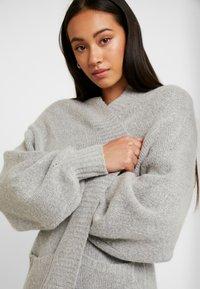 Cotton On - AMELIA SLOUCH CARDI - Vest - grey marle - 4