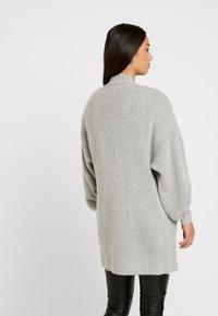 Cotton On - AMELIA SLOUCH CARDI - Vest - grey marle - 2