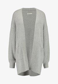 Cotton On - AMELIA SLOUCH CARDI - Vest - grey marle - 3