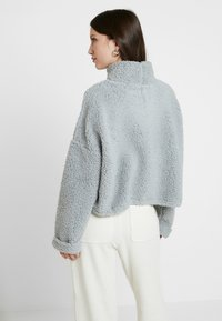 Cotton On - FUNNEL NECK TEDDY - Bluza - high rise - 2