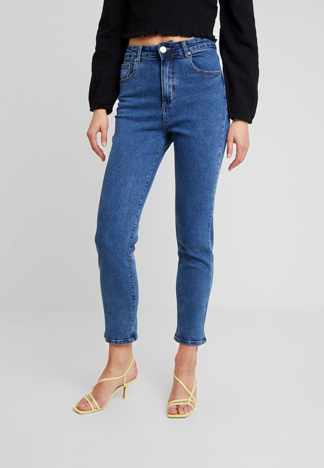 STRETCH MOM - Relaxed fit jeans - berkley blue