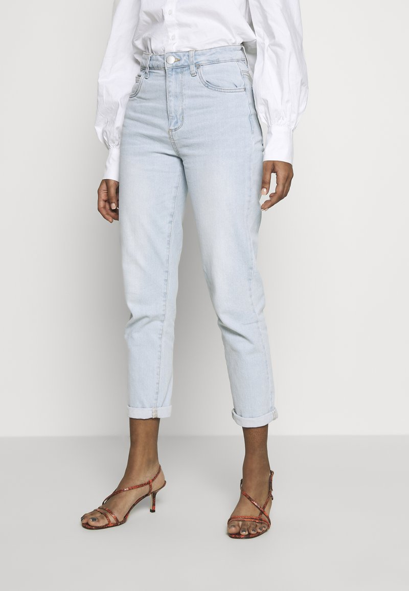 Cotton On - STRETCH MOM - Relaxed fit jeans - brooklyn blue