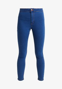 Cotton On - HIGH RISE - Jeans Skinny Fit - retro mid blue - 3