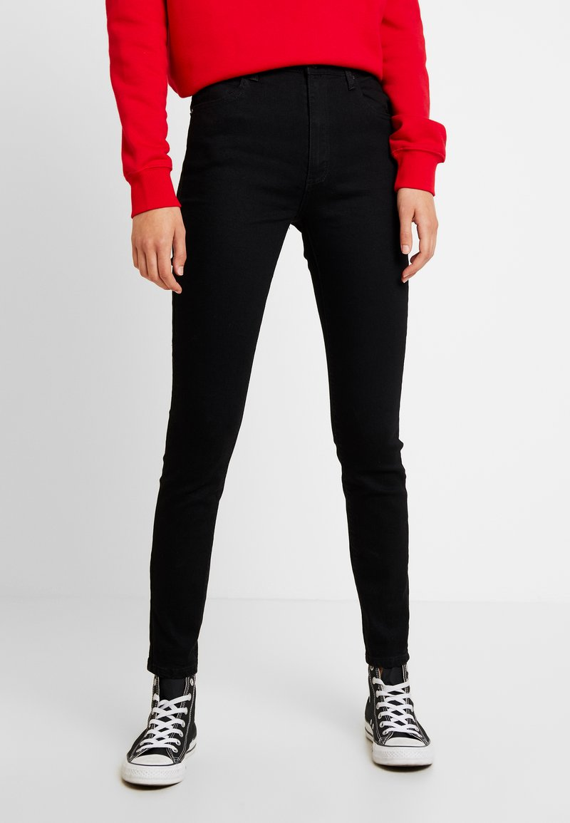 Cotton On - HIGH  - Jeans Skinny Fit - core black