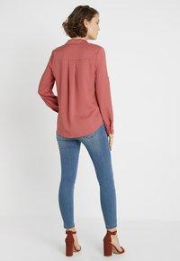 Cotton On - MID RISE GRAZER  - Skinny džíny - core blue - 2