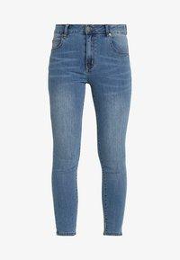 Cotton On - MID RISE GRAZER  - Skinny džíny - core blue - 4