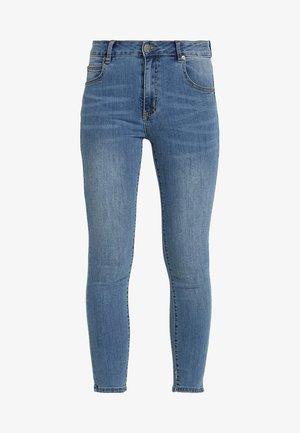 MID RISE GRAZER  - Skinny džíny - core blue