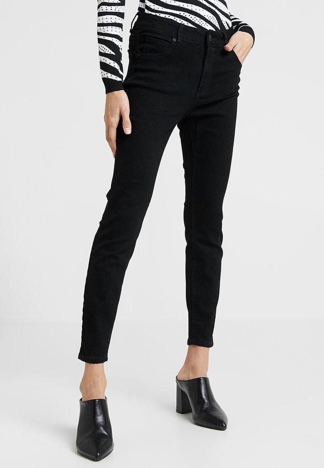 MID RISE GRAZER  - Jeans Skinny Fit - core black
