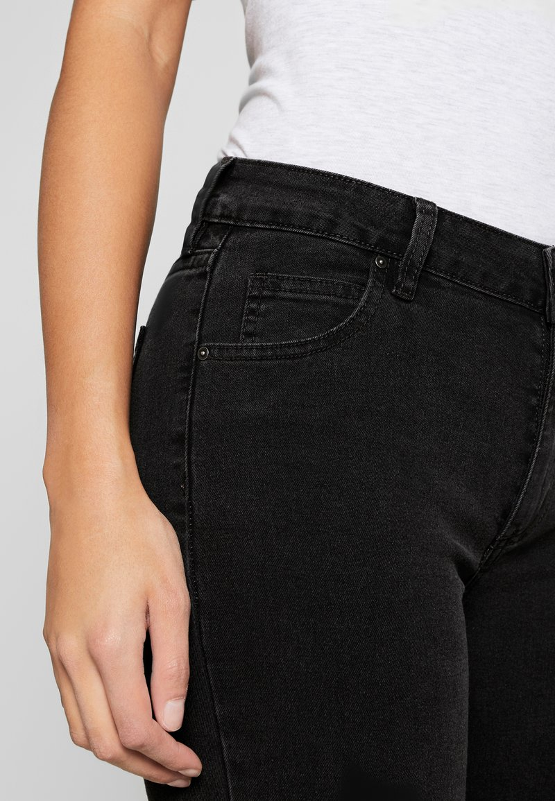 Cotton On MID RISE GRAZER - Jeans Skinny Fit - washed black uZn4NH nuovo arrivo
