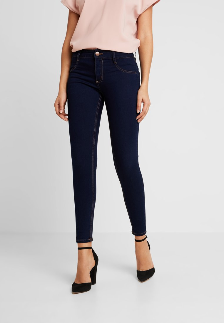 Rinse Cotton On RiseJeans Skinny Mid HE2WD9YI