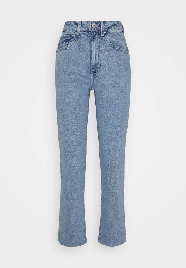 STRETCH  - Straight leg jeans - boston blue