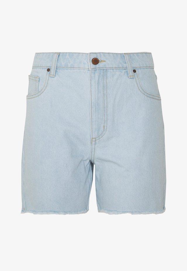 HIGH RISE MILEY  - Szorty jeansowe - super wash blue