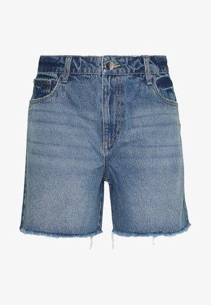 HIGH RISE MILEY  - Denim shorts - cali blue