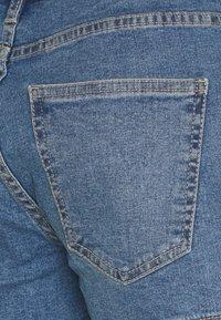 Cotton On - MID RISE CLASSIC STRETCH - Szorty jeansowe - blue - 2