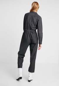 Cotton On - ANGIE PARACHUTE BOILER - Overal - black - 2