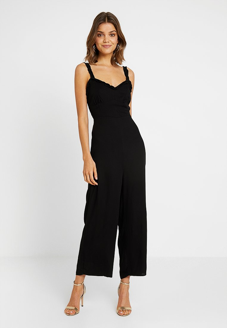 Cotton On - TASH STRAPPY - Overal - black