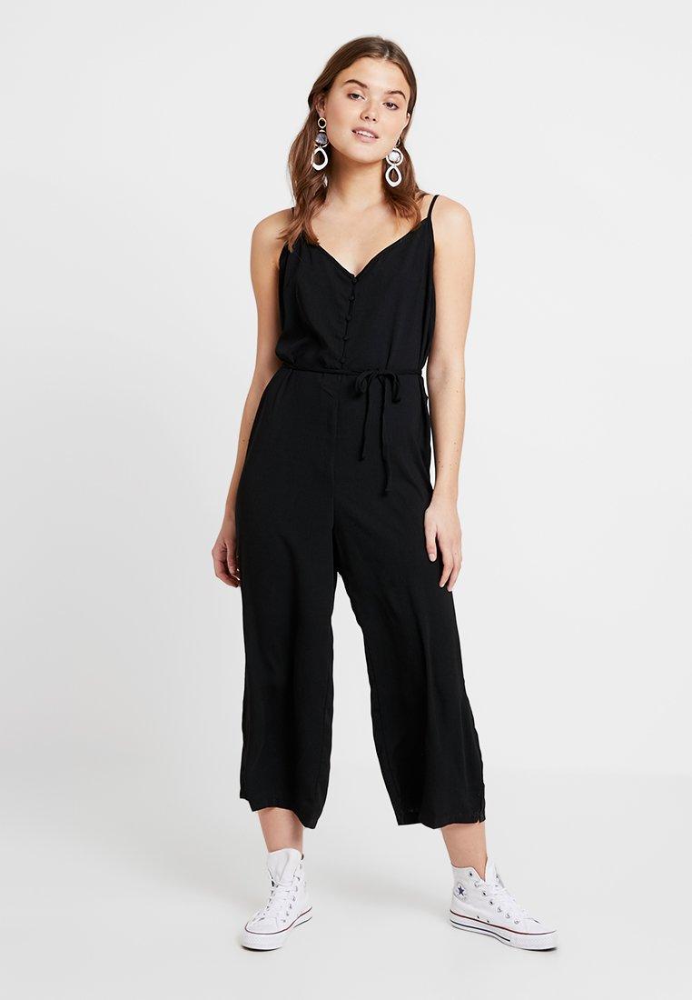 Cotton On - JOJO STRAPPY - Jumpsuit - black