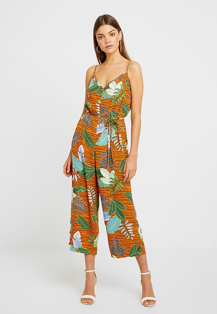 Cotton On - JOJO STRAPPY - Jumpsuit - multi-coloured