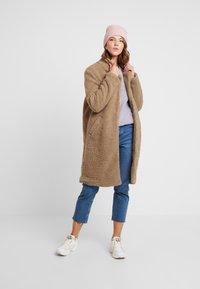 Cotton On - LONGLINE COAT - Cappotto invernale - cinnamon - 1