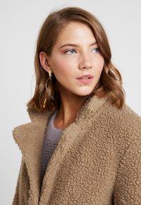 Cotton On - LONGLINE COAT - Cappotto invernale - cinnamon - 3