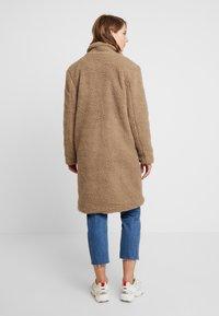 Cotton On - LONGLINE COAT - Cappotto invernale - cinnamon - 2