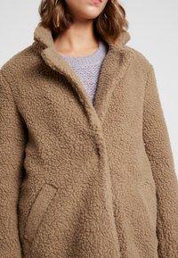 Cotton On - LONGLINE COAT - Cappotto invernale - cinnamon - 5