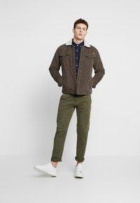 Cotton On - BRUNSWICK SLIM FIT - Overhemd - navy - 1