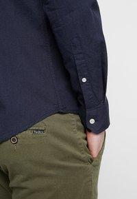 Cotton On - BRUNSWICK SLIM FIT - Overhemd - navy - 5
