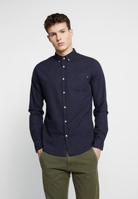 Cotton On - BRUNSWICK SLIM FIT - Overhemd - navy - 0