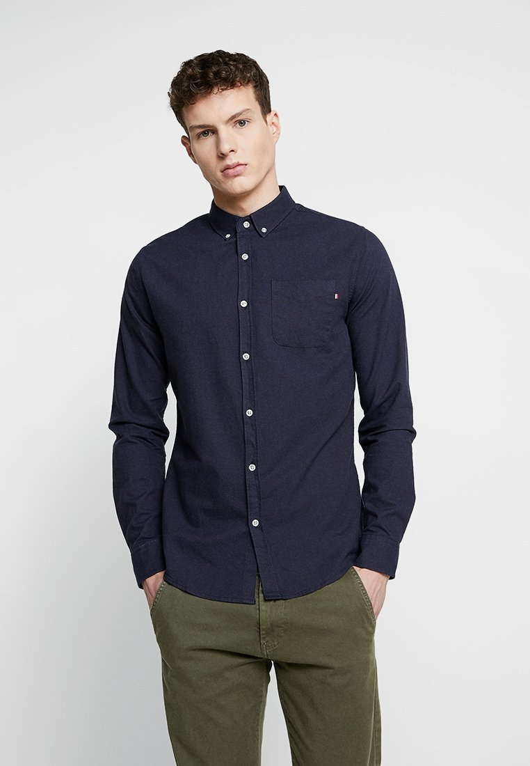 Cotton On - BRUNSWICK SLIM FIT - Overhemd - navy