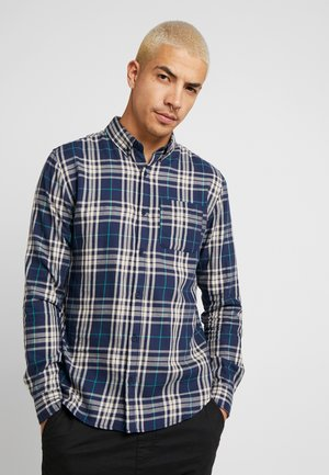 BRUNSWICK SLIM FIT - Overhemd - navy